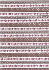 GRAUROSA1 Constance taupe-rose stripes